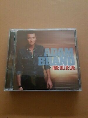 AU8 • Buy Adam Brand - There Will Be Love