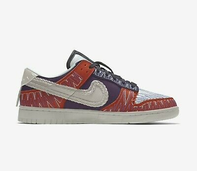 """$ CDN322.02 • Buy Nike Dunk Low N7 By Lyle Thompson Size 9.5 Mens """"Order Confirmed"""""""