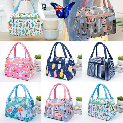AU12.59 • Buy Portable Storage Carry Bag Lunch Box Thermal Cooler Case Picnic Insulated Tote