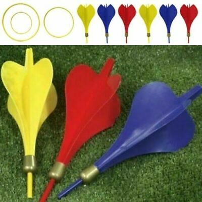 £7.25 • Buy Large Giant Garden Lawn Darts Toss Throwing Game Set Party Fun Family Outdoor