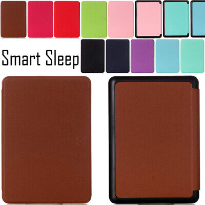 AU10.37 • Buy For Amazon Kindle Paperwhite 5th 6th 7th 10th Gen Leather Smart Flip Case Cover