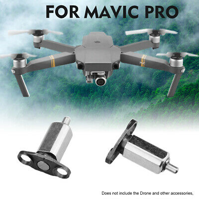 AU18.02 • Buy Practical Forearm Drones Accessories Front Arm Shaft Silver For DJI Mavic PRO