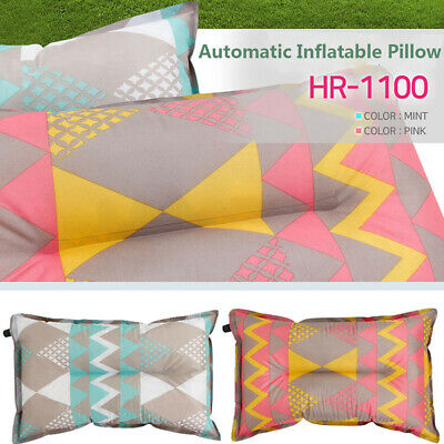 AU22.07 • Buy Ethnic Wind Air Cushion Outdoor Camping Automatic Inflatable Pillow Travel Home