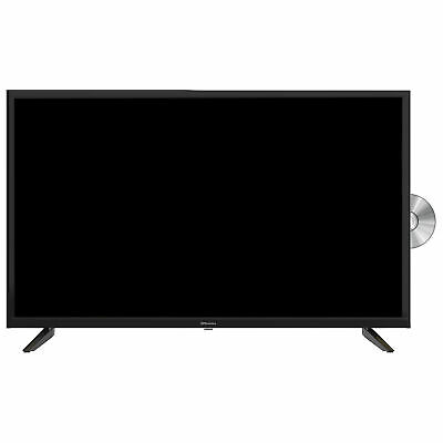 £159.99 • Buy EMtronics 32  Inch HD Ready 720p LED TV With Built-in DVD Player And Freeview HD