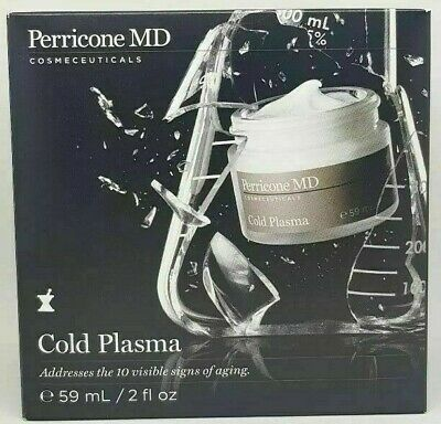 £14.95 • Buy PERRICONE MD Cold Plasma Anti-Ageing Face Treatment 59ml LARGE NEW BOXED