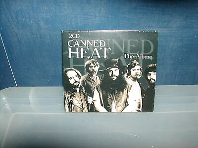 £4.99 • Buy Canned Heat - Canned Heat - The Album [2CD] 2015