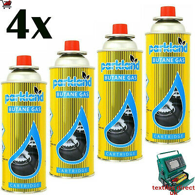 £15.95 • Buy Blow Torch Butane Gas With 4 Bottles Burner Welding Auto Ignition Soldering BBQ
