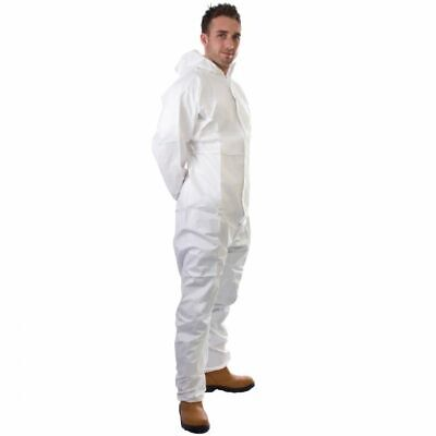 £12.99 • Buy Supertex Disposable Overall Suit Hood Paint Spraying Coverall Size 3XL Type 5/6