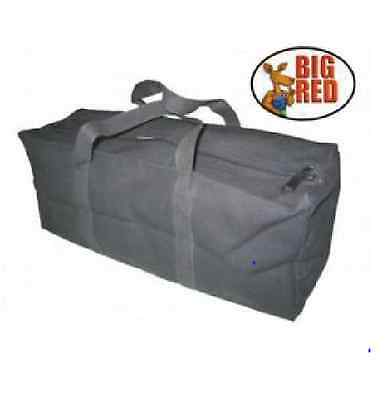 AU13.95 • Buy TENT PEG AND ROPES BAG 450mm Long  -  HEAVY DUTY  14oz. CANVAS - NEW