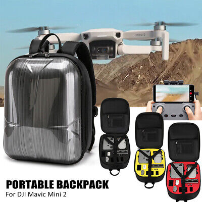 AU50.48 • Buy Outdoor Drone Accessories Carrying Case Portable Backpack For DJI Mavic Mini 2