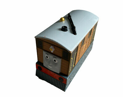 £5.99 • Buy Thomas The Tank Engine Battery Operated Talking Toby Tram - Push Along