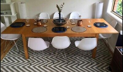 AU400 • Buy Extendable Table And 6 Chairs