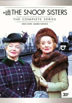 £18.75 • Buy The Snoop Sisters TV Series Season Movies DVD Box Set Complete Collection New