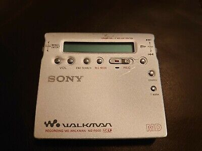 £29.95 • Buy Faulty Sony Walkman MZ-R900 MiniDisc MD Recorder Player **Bare Unit Only***