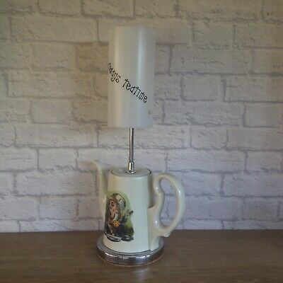 £75 • Buy Alice In Wonderland Teapot Lamp With Shade