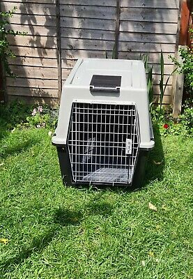 £60 • Buy Ferplast Atlas 70 Dog Crate For Large Dogs Airline Approved