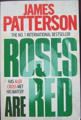 £3 • Buy Roses Are Red By James Patterson - Charity Item