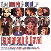 £7.25 • Buy The Heart And Soul Of Burt Bacharach And David CD ALBUM - NEW & SEALED