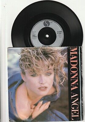 £1.50 • Buy Madonna – Angel Vinyl 7  Single Sire W8881 1985. PS. Plays VG+. Injection Label