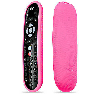 £7.75 • Buy Sky Q Remote Control  Honeycomb COVER For Latest Remote - HOT  PINK - UK STOCK