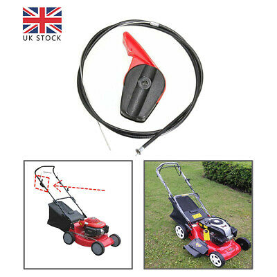 £8.41 • Buy Throttle Control Switch & Cable Lever Kit For Mower Briggs & Stratton Universal