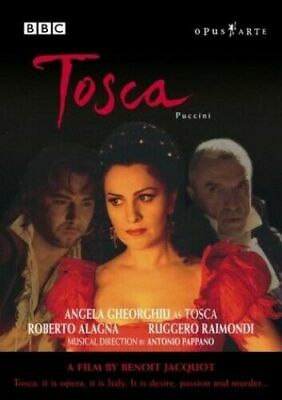 £4.95 • Buy Tosca - Puccini (DVD, 2003)