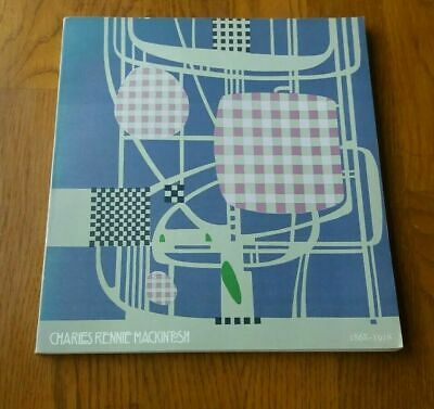 £100 • Buy Charles Rennie Mackintosh Architecture Design And Painting Art Book Furniture