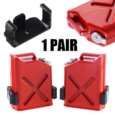 £5.45 • Buy 2PCS Fuel Tank Gas Red Can Accessory For 1:10 RC Car TRAXXAS TRX-4 UK