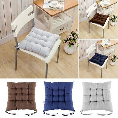AU12.14 • Buy AU Tie On Seat Pads Dining Patio Home Kitchen Office Chair Cushions、