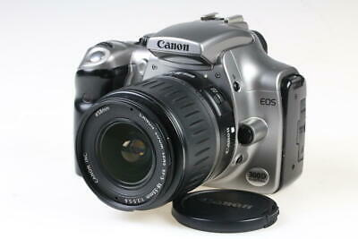 £58.91 • Buy CANON EOS 300D Mit EF-S 18-55mm F/3,5-5,6