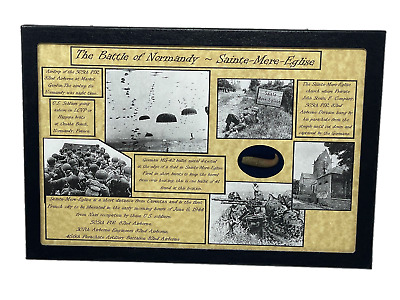 £58.56 • Buy WW2 D-Day Dug Shot Bullet From The Battle Of Normandy German MG-42 With Case