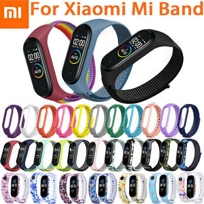 $2.42 • Buy For Xiaomi Mi Band 5 6 Watch Band Strap Smart Bracelet Wristband Replacement AU