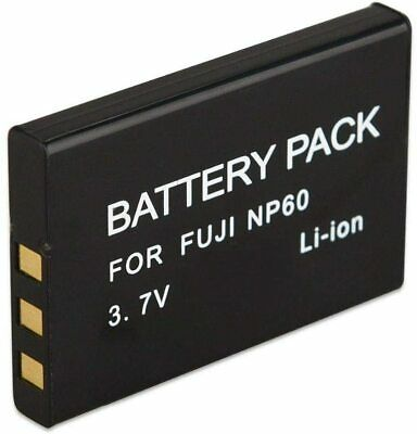 £9.99 • Buy PDR-BT3, NP-60, PX1425E-1BRS Compatible Battery TOSHIBA Camileo H10, H20, P30..