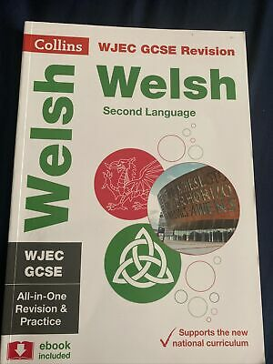 £6.49 • Buy WJEC GCSE Welsh As A Second Language All-in-One Complete Revi... By Collins GCSE