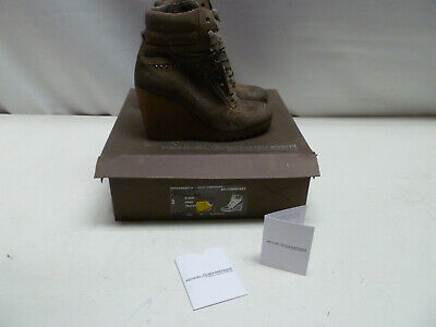 £34.95 • Buy Kennel & Schmenger Designer Brown Suede Taupe Boots RRP £215 In Box New UK 3