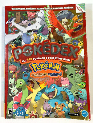 AU67.60 • Buy Pokedex The Official Pokemon Kanto Guide Post Story Guide Heartgold Soulsilver