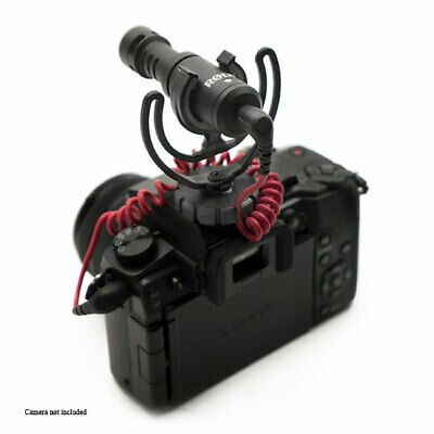 £61.38 • Buy Rode VideoMicro Compact On-Camera Microphone