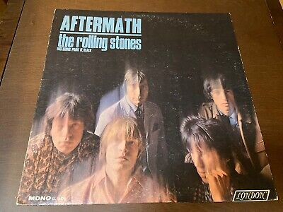 £21.95 • Buy The Rolling Stones~Aftermath~1966 LONDON MONO~Classic Rock Blues~Jagger Richards