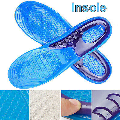 £3.75 • Buy Orthotic Insoles For Arch Support Plantar Fasciitis Flat Feet Back Heel Pain UK