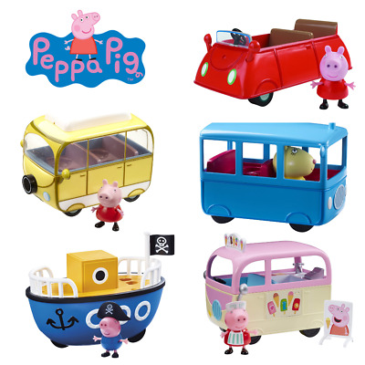 £14.99 • Buy Peppa Pig Character Vehicles Cars Boxed Children Kids Play Toys New
