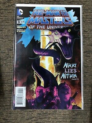 $5.89 • Buy He-Man And The Masters Of The Universe #9 Kieth Giffen DC COMICS 2014 NM