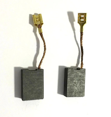 £2.65 • Buy Replacement Motor Carbon Brushes For Bosch GWS Angle Grinder 6.3mm X 16mm X 22mm