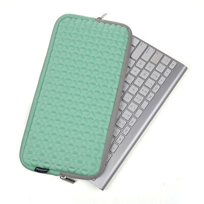 £7.53 • Buy Wireless Keyboard Sleeve Case Bag Protective Pouch Cover For Apple MC184LL/B