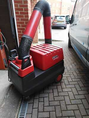 £1160 • Buy Lincoln Fume Extractor Welding Unit Extraction 1 Phase 110v Miller Euromate