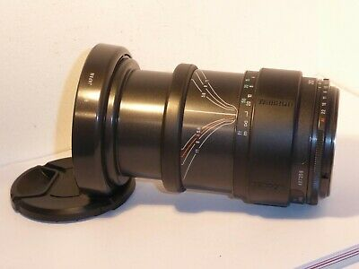 £60 • Buy TAMRON 28-200mm ASPHERICAL ZOOM LENS ( 71A ) With HOOD & CAPS , CLEAN & WORKING