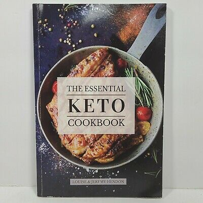 $6.49 • Buy The Essential Keto Cookbook 105 Ketogenic Diet Recipes For Weight Loss Nutrition