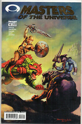 $24.25 • Buy MASTERS OF THE UNIVERSE #4 Gold Foil VARIANT 2003