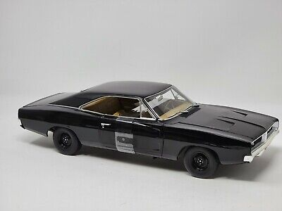 £143.81 • Buy 1969 Dodge Charger General Lee Dukes Of Hazzard 1:18  BLACK 110