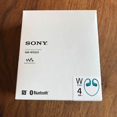 AU200.72 • Buy NEW SONY Headphone Integrated Type Walkman NW-WS623 L 4GB Blue With Tracking