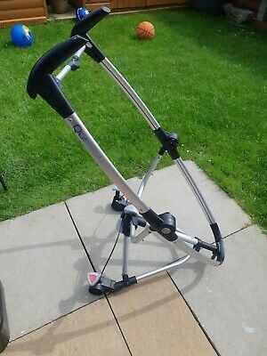 £22 • Buy Quinny Zapp / Zapp Xtra Silver Frame/ Chassis.